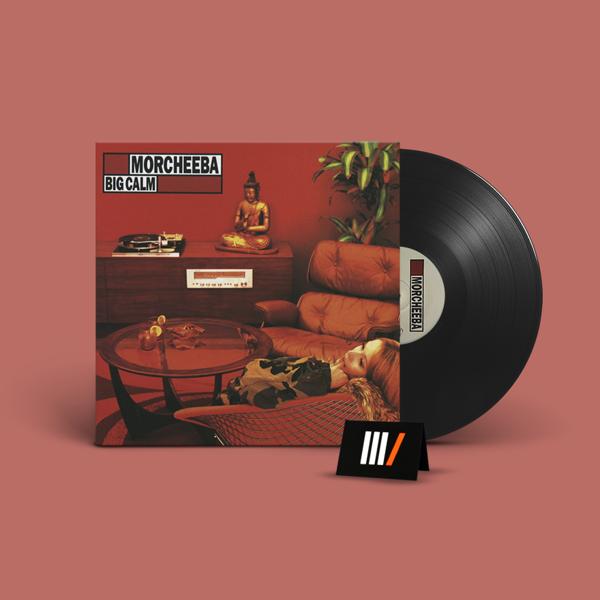 MORCHEEBA Big Calm LP