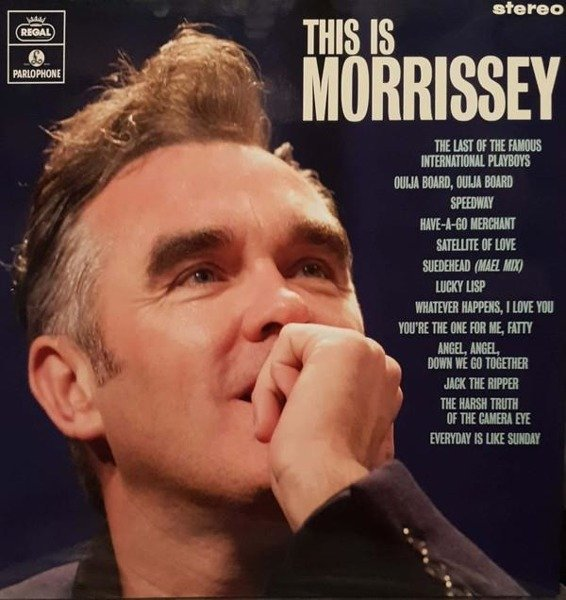 MORRISSEY This Is Morrissey LP