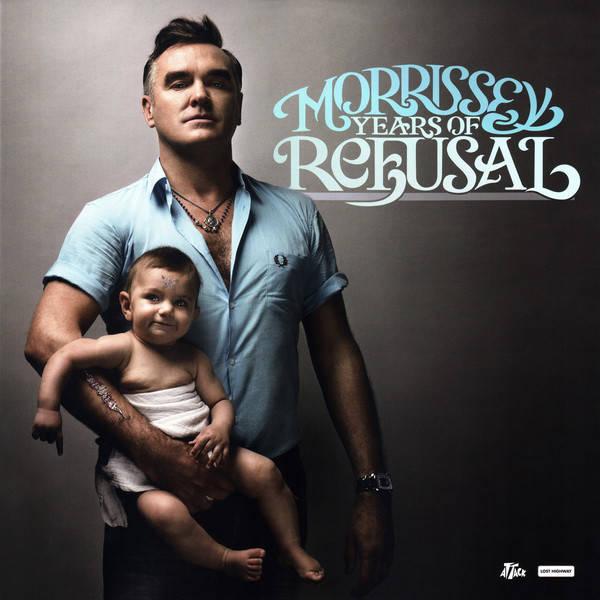 MORRISSEY Years Of Refusal LP