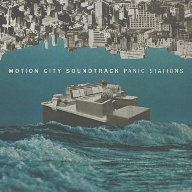 MOTION CITY SOUNDTRACK Panic Stations LP