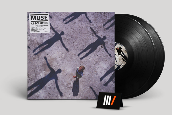 MUSE Absolution 2LP