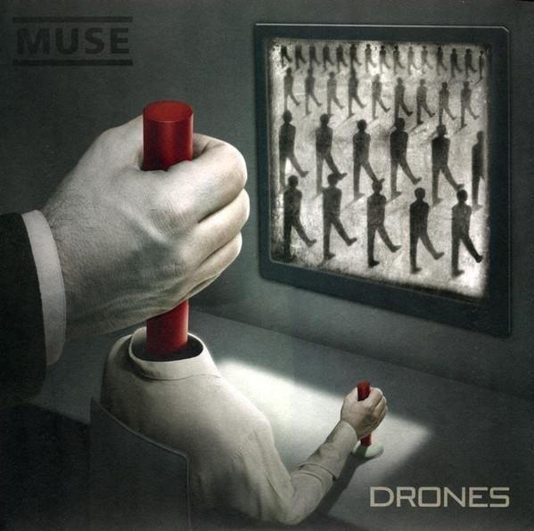 MUSE Drones 2LP