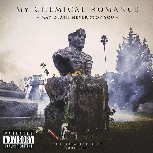 MY CHEMICAL ROMANCE May Death Never Stop You (+DVD) - Limited 3LP