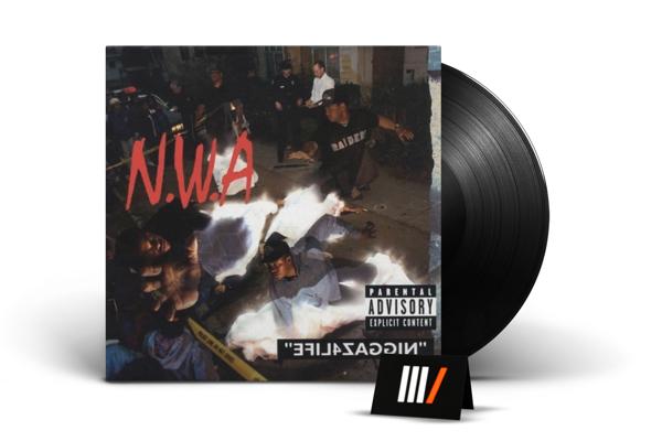 N.W.A. Efil4zaggin LTD LP