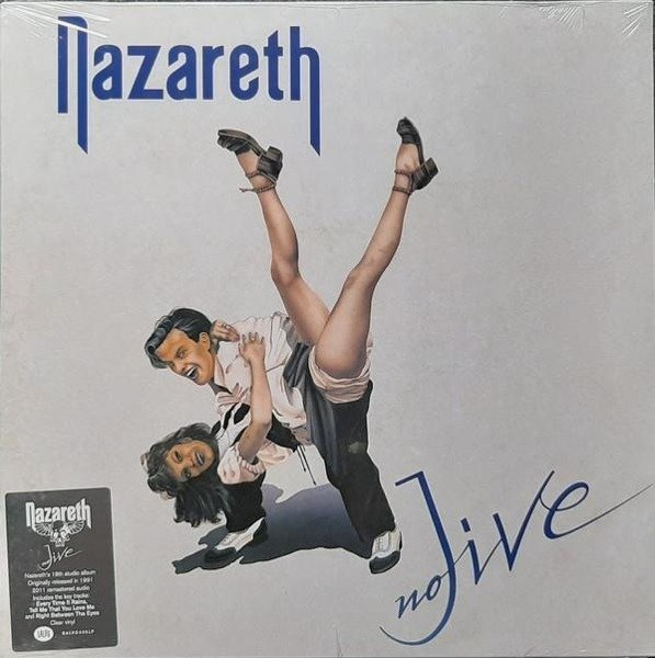 NAZARETH No Jive LP