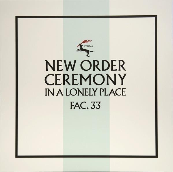 NEW ORDER Ceremony (VERSION 2) VINYL SINGLE