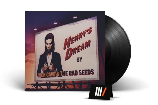 NICK CAVE & THE BAD SEEDS Henry's Dream LP