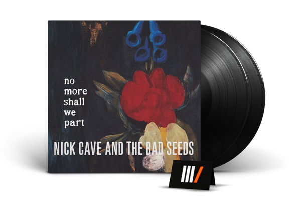 NICK CAVE & THE BAD SEEDS No More Shall We Part 2LP