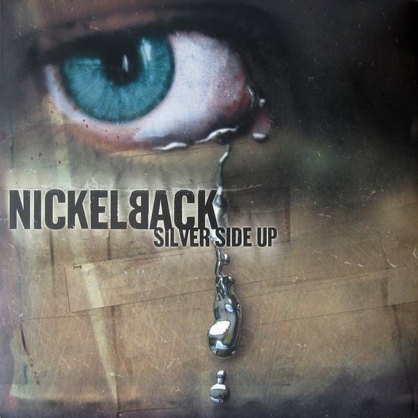 NICKELBACK Silver Side Up LP