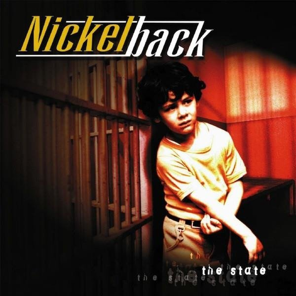 NICKELBACK The State LP