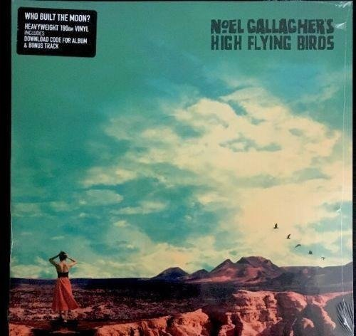 NOEL GALLAGHER'S HIGH FLYING BIRDS Who Built The Moon? LP