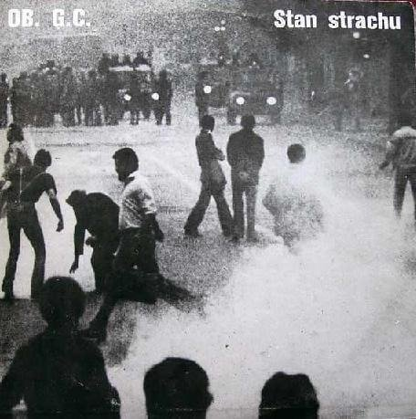 OB. G.C. Stan Strachu LP