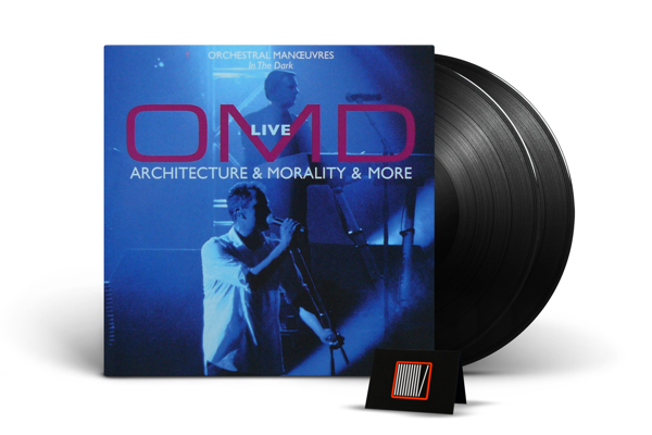 OMD Architecture & Morality & More - Live 2LP