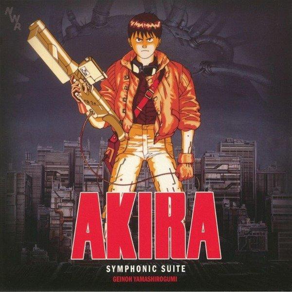OST Akira - Symphonic Suite (GEINOH Yamashirogumi) 2LP