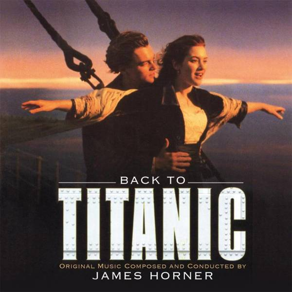 OST Back To Titanic 2LP Coloured
