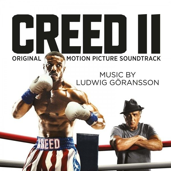OST Creed II LP WHITE
