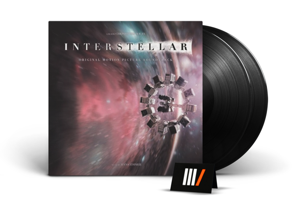 OST Interstellar 2LP
