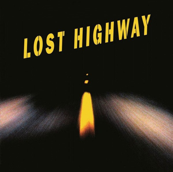 OST Lost Highway 2LP