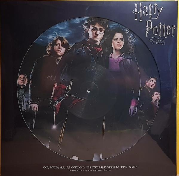 OST / PATRICK DOYLE Harry Potter And The Goblet Of Fire 2LP