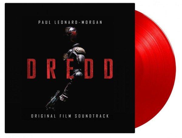 OST Paul Leonard-Morgan Dredd LP
