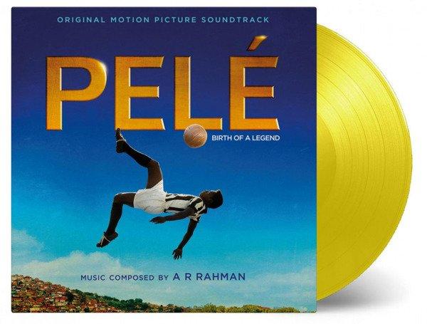 OST Pele (A R Rahman) LP (Yellow Vinyl)