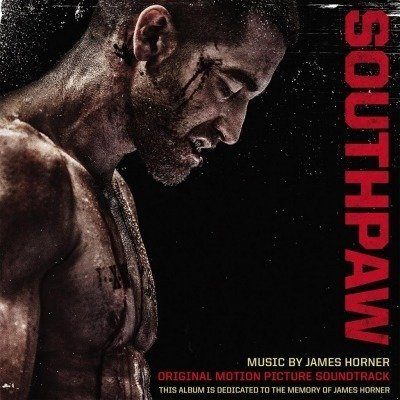 OST Southpaw (Score By James Horner) LP