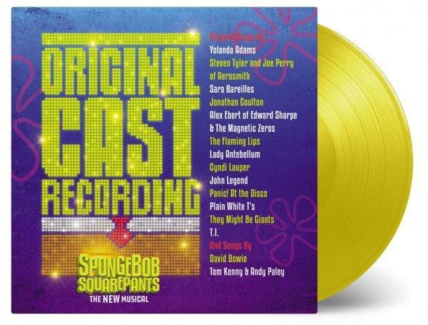 OST Spongebob Squarepants New Musical 2LP Coloured