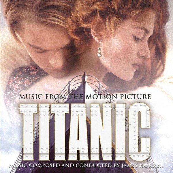 OST Titanic 2LP