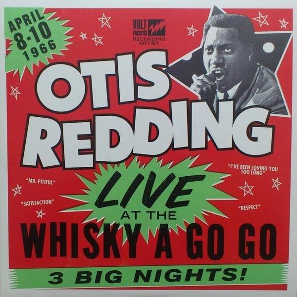 OTIS REDDING Live At The Whisky A Go Go 2LP