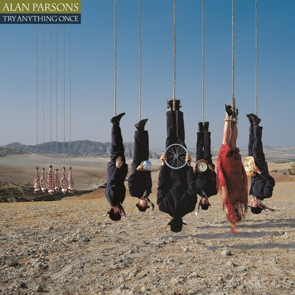 PARSONS, ALAN Try Anything Once 2LP