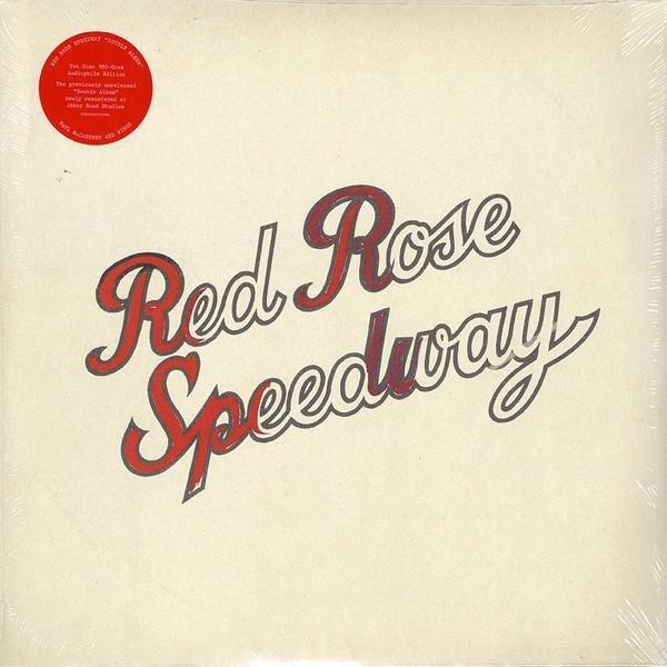 PAUL MCCARTNEY WINGS Red Rose Speedway  2LP