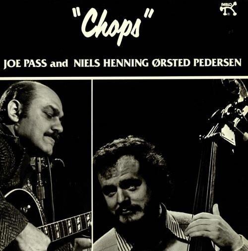 PEDERSEN  NILS-HENNIG Chops LP