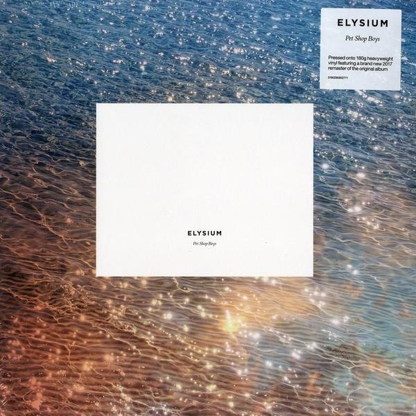 PET SHOP BOYS Elysium LP