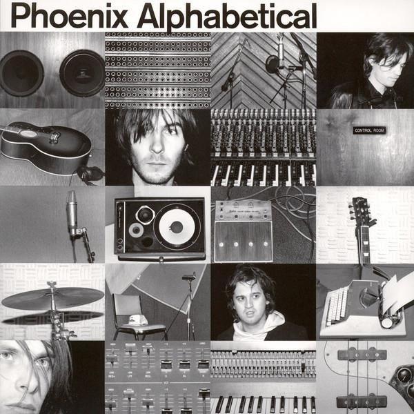 PHOENIX Alphabetical LP