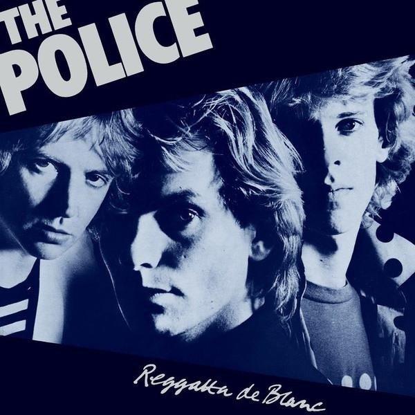 POLICE Reggatta De Blanc LP