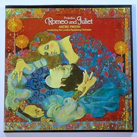 PREVIN/LONDON SYMPHONY ORCHESTRA Andre Previn – Prokofiev: Romeo And Juliet 3LP