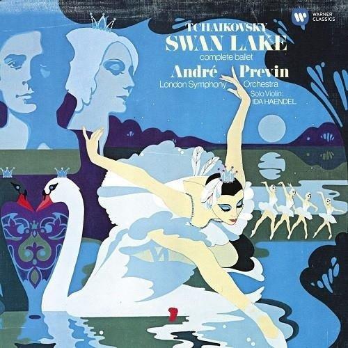 PREVIN/LONDON SYMPHONY ORCHESTRA Tchaikovsky: Swan Lake 3LP