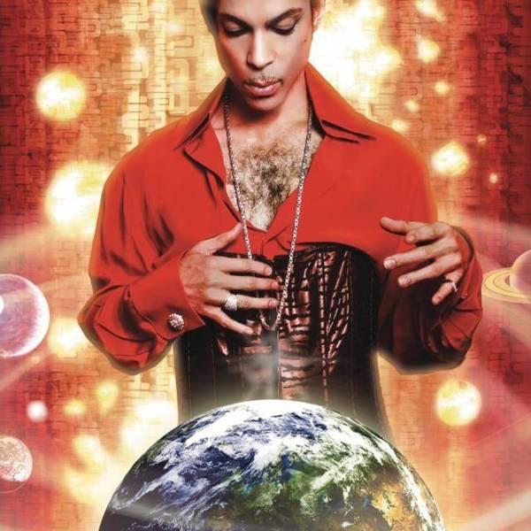PRINCE Planet Earth LP
