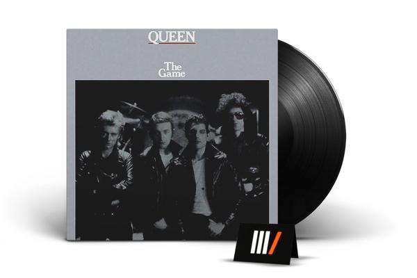 QUEEN The Game LTD LP