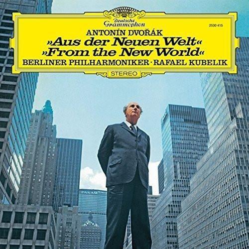 RAFAEL KUBELIK Dvorak Symphony No. 9 LP