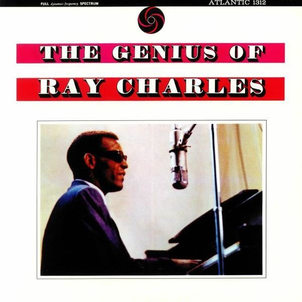 RAY CHARLES The Genius Of Ray Charles (MONO) LP