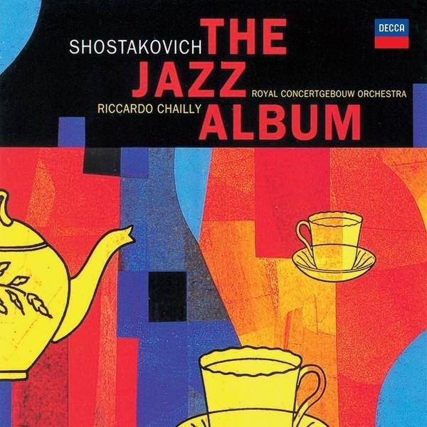 RICCARDO CHAILLY Shostakovich The Jazz Album LP