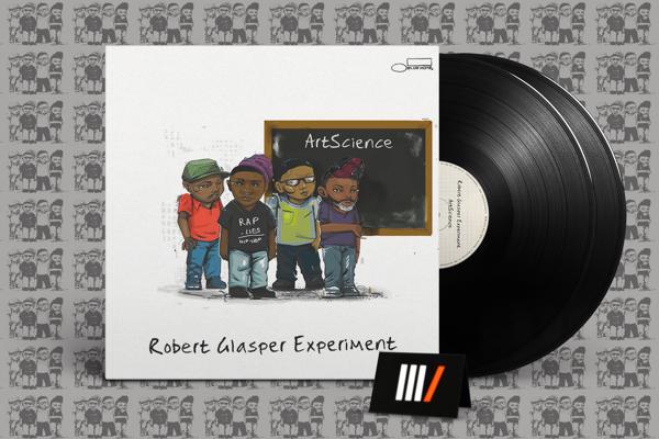 ROBERT GLASPER Artscience 2LP