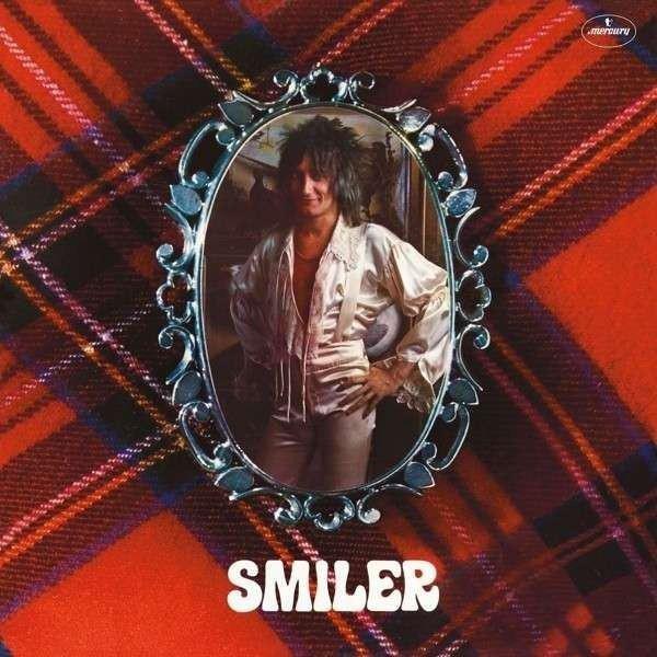ROD STEWART Smiler LP