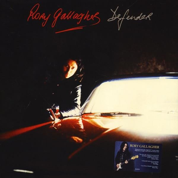 RORY GALLAGHER Defender LP