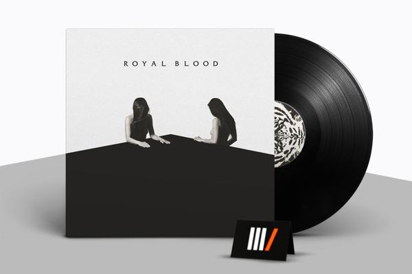 ROYAL BLOOD How Did We Get So Dark? LP