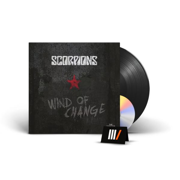 SCORPIONS Wind Of Change: The Iconic Song LP+CD