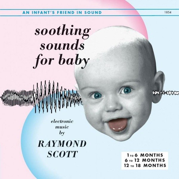 SCOTT, RAYMOND Soothing Sounds 3lp 3LP
