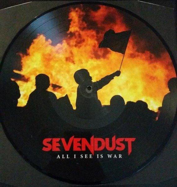 SEVENDUST All I See Is War LP