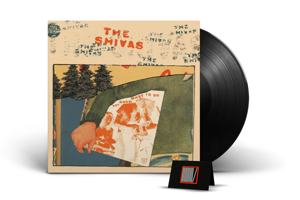 SHIVAS, THE You Know What To Do LP